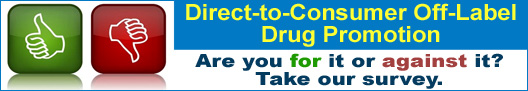 Direct-to-Consumer Off-Label Drug Promotion Survey