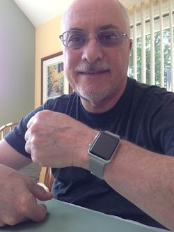 Apple Watch Selfie