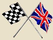 Britsih Race flags