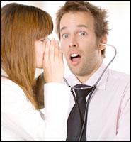 Doctor Whispering