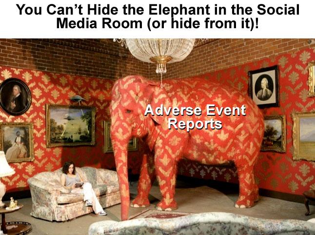 Adverse Event Elephant