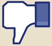 Pharma FB Thumbs Down