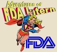 FDA Intern Logo