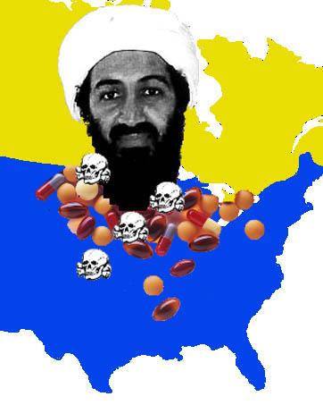 Osama on the Border