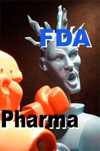 Pharma Rips FDA a New One