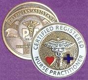 NP/PA Badges