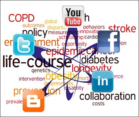 Orbiting Social Media Disease Management