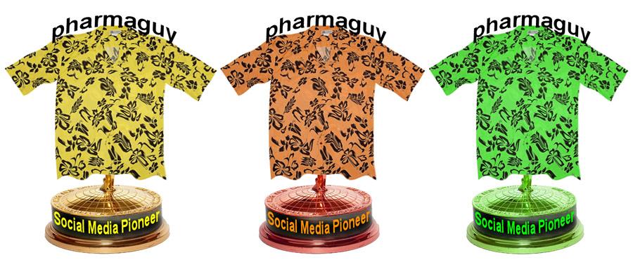 Pharmaguy's Social Media Pioneer Award