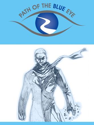 Path of Blue Eye