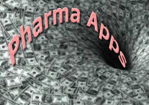 Pharma Mobile App Black Hole