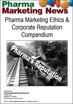 Pharma Marketing Ethics & Corporate Reputation Compendium