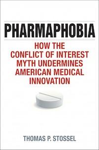 PharmaPhobia Book Cover
