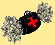 Phys Bag of Money