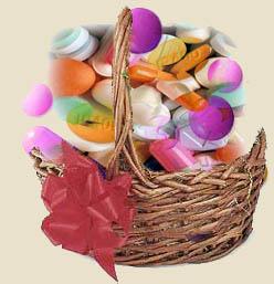 Free Drug Sample Gift Basket
