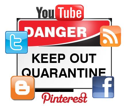 Social Media Quarantine