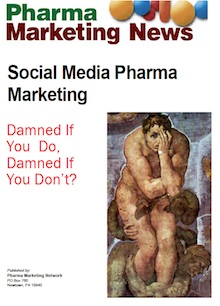 Social Media Pharma Marketing Cover