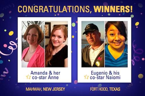 Diabets Co-Star Winners