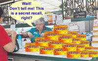 Secret Recall