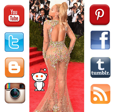 Celebrity + Social Media