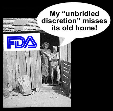 Unbridled Discretion