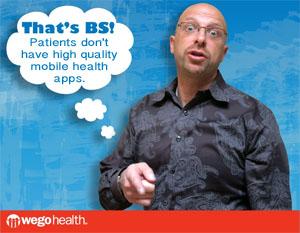 WEGO Health Mobile BS