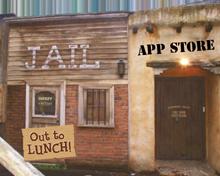 Wild West App Store
