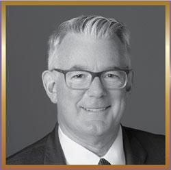 2020-2021 HBA Honorable Mentor Award, Dr. Rod MacKenzie