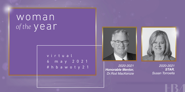 2021 Honorable Mentor & STAR